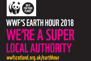 Switch off to take action against climate change join in Earth Hour