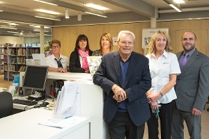 New £1m partnership centre opens  Icon