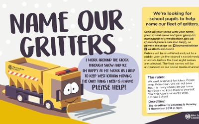 Name a gritter