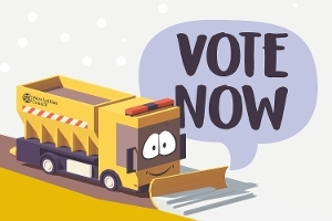 Name our gritters - Vote now!  Icon