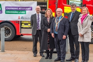 West Lothian marks beginning of 16 Days of Action  Icon