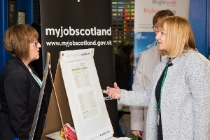 Jobs fair a success  Icon