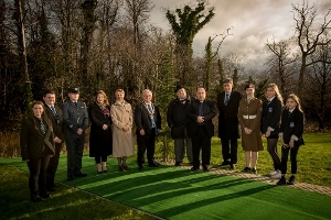 Victims and survivors of the Holocaust remembered at West Lothian memorial day event Icon