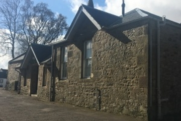 New café and cakeshop for Mid Calder Icon