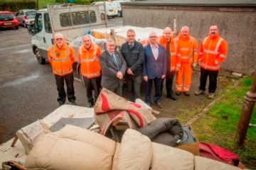 Council take on rogue businesses in effort to reduce fly-tipping