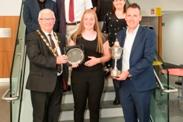 Drumming up success for Rachel