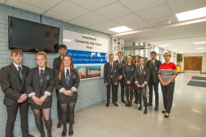 Exam boost for Inveralmond