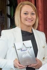Lisamaria is UK Primary School Headteacher of the year Icon