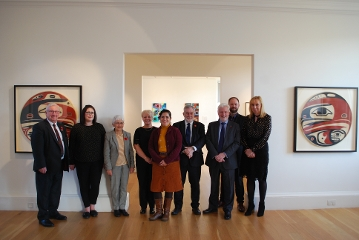 Canadian Consul visits West Lothian