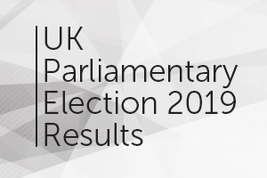 UK Parliamentary Election 2019 Results (not yet declared) Icon