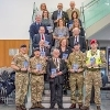 Support for Armed forces personnel Icon