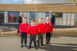 Scotland's first public Passivhaus nursery underway in Blackridge