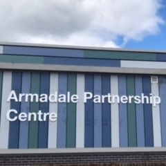 Test site at Armadale Partnership Centre opens (Saturday 5 June).  Icon