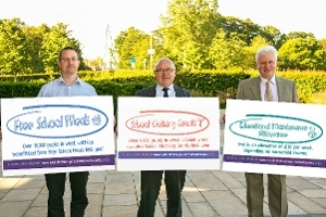 West Lothian pupils set to benefit from increased clothing grants  Icon