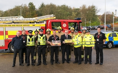 Firework safety warning ahead of bonfire night  Icon