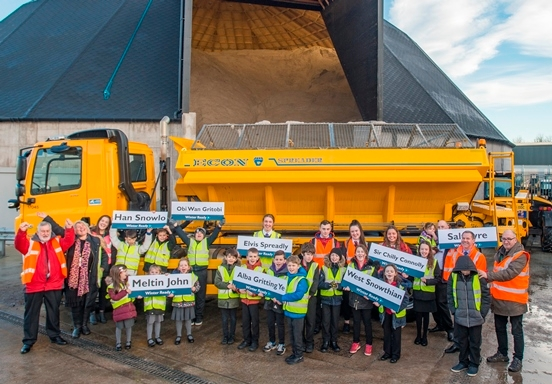 Gritter names announced Icon