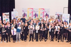CLD Youth Services strike Gold for inclusion Icon