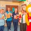 Bookbug makes hospital visit Icon