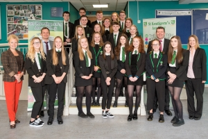 St Kent's exam success