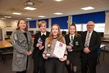 #Codebreaker - Computing teacher scoops top award two years running Icon