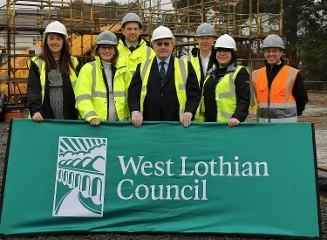 Barratt Homes delivering 33 homes for West Lothian Council Icon