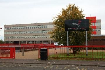 Improvements praised at Whitburn Academy Icon