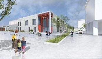 New primary school for Calderwood Icon