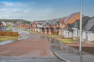 West Lothian Council sets housing budget Icon