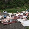 Appeal for witnesses to illegal fly-tipping at Bathgate landmark Icon
