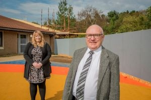 Successful summer programme of construction works completed on West Lothian schools and nurseries Icon