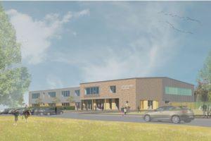 Work starts on new £7m Cedarbank