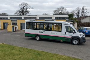 New town bus service launches in Broxburn and Uphall