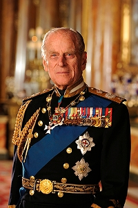 HRH Prince Phillip Duke of Edinburgh
