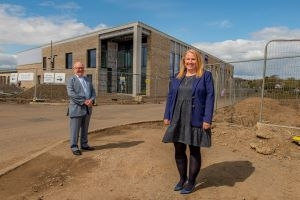 First Headteacher for new £14.7 million Calderwood primary appointed Icon