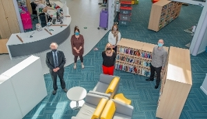 New £1million Livingston North Partnership Centre opens Icon