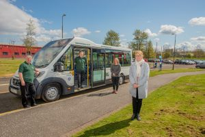 New Broxburn and Uphall bus service gathering pace