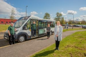 New Broxburn and Uphall bus service gathering pace Icon
