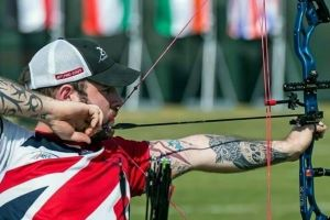 Paralympic medal targeted by West Lothian archer