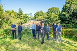 New fish pass to boost ecology of River Almond