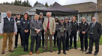 United against rural crime at Beecraigs