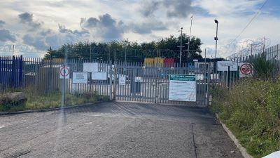 Broxburn Community Recycling Centre Closure