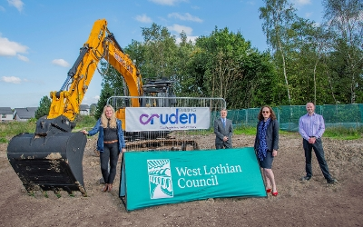 Work at £4.5million care facility gets underway