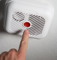 How to dispose of your old Smoke Detectors Icon