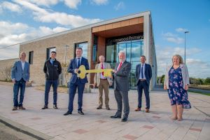 Construction completed on new Calderwood primary