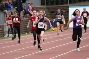 On track for success at championships Icon