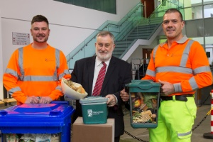 West Lothian top for recycling rise