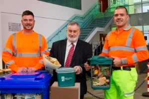 West Lothian top for recycling rise Icon