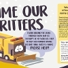 Name a gritter Icon
