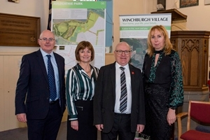 Landmark investment deal for Winchburgh Icon