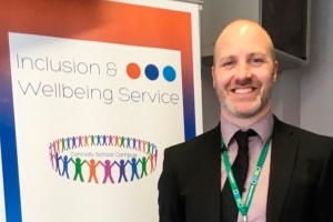 New head for Inclusion and Wellbeing Icon